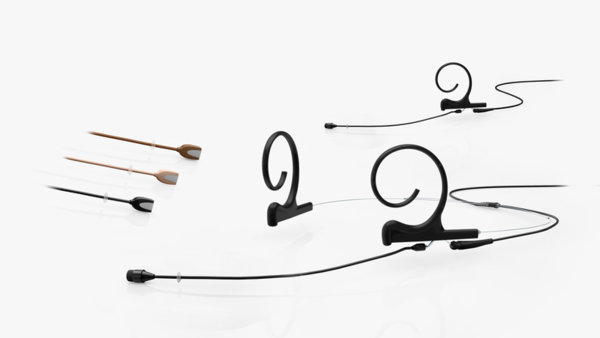 DPA d:fine™ Flex Omni Headset and Earset Microphone